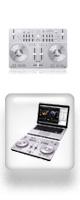 【限定3台】Vestax(ベスタックス) / Spin PCDJコントローラー 【djay3.0バンドル】『セール』『DJ機材』 ■限定セット内容■→ 【・金メッキ高級接続ケーブル 3M 1ペア ・10分で理解DJ教則動画】