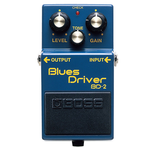 BOSS / BD-2(T) Blues Driver - �����С��ɥ饤�֡��ԥ��������ե���������