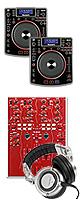 NDX800 / PMC-05Pro4 (PMC-05ProIV) set��������ץ쥼����ʢ������ڡ���§DVD�������쥯�ȥ�ϥ������ͥ��������åƥ��ޥ˥奢�롡�����å������³�����֥� 3M 1�ڥ�����OA���åס����ߥå���CD����KIT����Traktor LE�����ڡ���DJɬ��CD �ס�5��ɡ�