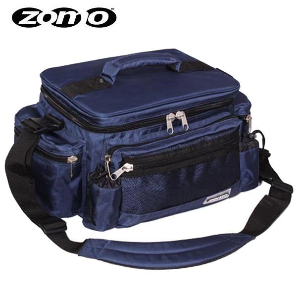 Zomo(ゾモ) / Ragga Bag (NAVY) - 7インチレコード約150枚収納可能 レコードバッグ - 【レ】