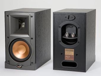 klipsch rb 51 ii bookshelf speakers pair. Black Bedroom Furniture Sets. Home Design Ideas