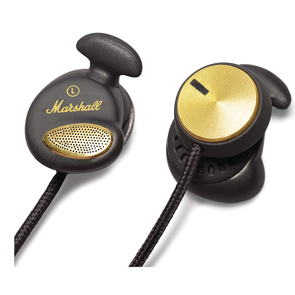 Marshall(�ޡ������) / MINOR-FX BLACK - iPhone�б��ޥ�������⥳���դ� ����ۥ� -
