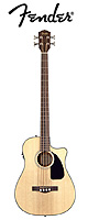Fender USA(フェンダー USA) / CB-100CE Bass - アコーステックベース 【ソフトケース付属】