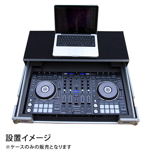 Euro Style(ユーロスタイル) / DJ CONTROLLER CASE (LARGE) BLUE (ブルー) / 対応機種 Pioneer(パイオニア) DDJ-SX, DDJ-SX2, DDJ-RX, XDJ-AERO, DDJ-T1, DDJ-S1 / Numark(ヌマーク) MIXDECK QUAD, NS6 / Native Instruments(ネイティブインストゥルメンツ) TRAKTOR KONTROL S8 - DJコントローラーケース -