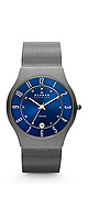 Skagen(����������) / TITANIUM BLUE DIAL WATCH (Men's/233XLTTN) - �ӻ��� -