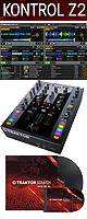 Native Instruments(�ͥ��ƥ��֥��󥹥ȥ������) /TRAKTOR Kontrol Z2 �� TRAKTOR SCRATCH PRO 2��Ʊ���ۡ������ꥻ�å����Ƣ������ڡ�TRAKTOR�����ɡ������å������³�����֥� 3M 1�ڥ�����OA���åס���PC������ɡ����ߥå���CD����KIT����