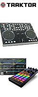 Vestax(�٥����å���) �� Native Instruments(�ͥ��ƥ��֥��ȥ������) /  VCI-100 BLK  �� TRAKTOR KONTROL F1 ������ VCI-100 ���åݥꥱ-�� �ץ쥼���!!�ۡ������ꥻ�å����Ƣ������ڡ�VCI-100���åݥꡡ����§DVD�������å������³�����֥� 3M 1�ڥ�����