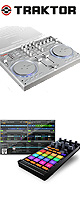 Vestax(�٥����å���) �� Native Instruments(�ͥ��ƥ��֥��ȥ������) /  VCI-100   �� TRAKTOR KONTROL F1 ������ VCI-100 ���åݥꥱ-�� �ץ쥼���!!�ۡ������ꥻ�å����Ƣ������ڡ�VCI-100���åݥꡡ����§DVD�������å������³�����֥� 3M 1�ڥ�����