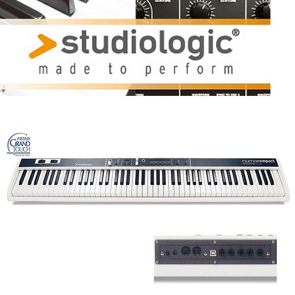 Studiologic(スタジオロジック) / Numa Compact - 88鍵 デジタルピアノ -