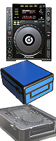 Pioneer(パイオニア) CDJ-900 フライトケースセット ■限定セット内容■→ 【・教則DVD ・ミックスCD作成KIT ・OAタップ ・最上級ケーブルBelden 1ペア ・ネタCD2枚組】