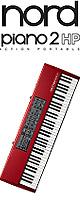 Clavia(���������) / Nord Piano 2 HP73 ��73���סˡ������ꥻ�å����Ƣ������ڡ����ѥ����������ơ��֥뷿������ɡ�