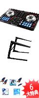 Pioneer(パイオニア) / DDJ-SR  【Serto DJ 対応】 激安定番オススメCセット ■限定セット内容■→ 【・教則DVD ・エレクトロハウス音ネタ ・LS-01 ・ミックスCD作成KIT ・セッティングマニュアル ・金メッキ高級接続ケーブル 3M 1ペア ・10分で理解DJ教則動画】