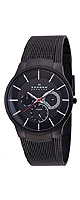 Skagen(����������) / BLACK TITANIUM MULTIFUNCTION WATCH (Men's/809XLTBB) - �ӻ��� -