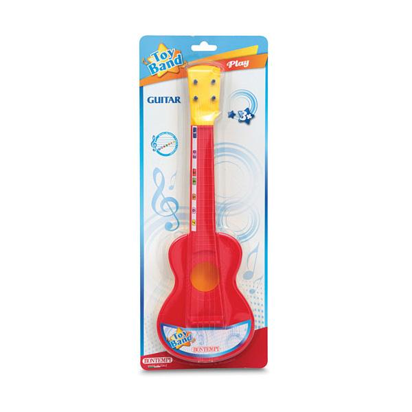 Bontempi(ボンテンピ) / ミニギター (GS4042.2) - おもちゃのギター - 【イタリア製】