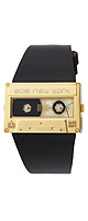 EOS NEW YORK / Mixtape Black with Gold Watch (302SBLKGLD) - �ӻ��� -