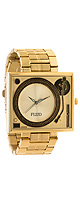Flud Watches / Tableturns (Gold Chrome Linked)  - �ӻ��� -