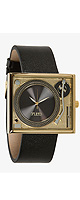 Flud Watches / Tableturns (Gold Leather) (TBL004) - �ӻ��� -