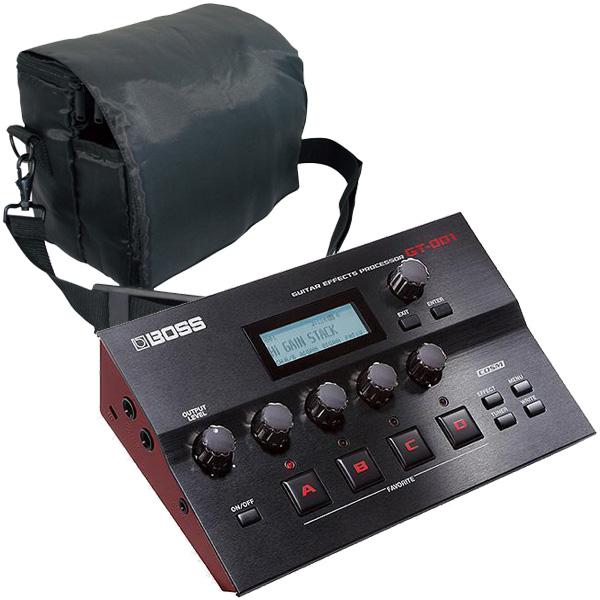Boss(ボス) / GT-001 - ギターエフェクトプロセッサー - 1大特典セット