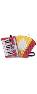 Bontempi(ボンテンピ) / 17鍵 トイアコーディオン (AC1780.2) - おもちゃのアコーディオン - 【イタリア製】