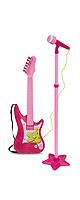 Bontempi(ボンテンピ) / エレクトリックギター & スタンドマイク セット (GM7571) - おもちゃのギター -