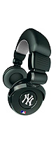 iHip(�����ҥå�) / MLB PRO DJ HEADPHONE (NEW YORK YANKEES) W/MIC - �إåɥۥ� -