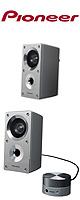 Pioneer(�ѥ����˥�) /  Premium USB Speaker  - ISS-C270A-S -��DESK LIVE�������