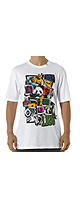 LRG(���륢���른��) / CHANNEL 47 TEE (WHITE) - T����� -
