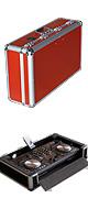 Euro Style(ユーロスタイル) / XDJ-R1 Case (ボルドーレッド) XDJ-R1専用ハードケース