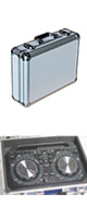 Euro Style(�桼�?������) / UNIVERSAL CASE 3 [SMALL] (DJ����ȥ?�顼������) Silver (����С��ۥ磻��) / ���б������Pioneer(�ѥ����˥�) DDJ-WeGO2 / M-Audio(���ࡦ�����ǥ���) Trigger Finger Pro / Native Instruments(�ͥ��ƥ��֥��ȥ������) MASCHINE MK2, MASCHINE MIKRO / Vestax(�٥�������) Spin2(��iPhone������ɽ�) / Roland(�?����) SP-404SX / Akai(������) APC KEY 25, APC MINI, MPX16�������ꥻ�å����Ƣ������ڡ��˾� GM-6����