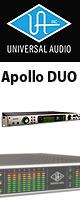 Universal Audio(��˥С����륪���ǥ���) / Apollo DUO/TB2 -�����ǥ����������ե����� -  -�ڥץ饰����̵�������ڡ���3��31����Ͽ�ޤǡۡ������ꥻ�å����Ƣ������ڡ������Ǿ�饱���֥�2���