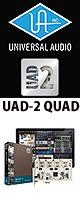 Universal Audio(��˥С����륪���ǥ���) / UAD-2 QUAD CORE - PCIe������ DSP�ץ饰���� -�������ꥻ�å����Ƣ������ڡ��إåɥۥ�(OV-X8)��