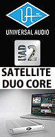 Universal Audio(��˥��������륪���ǥ���) / UAD-2 SATELLITE DUO CORE - FireWire��³������ DSP�ץ饰���� -�������ꥻ�å����Ƣ������ڡ��إåɥۥ�(OV-X8)��