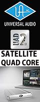 Universal Audio(��˥С����륪���ǥ���) / UAD-2 SATELLITE QUAD CORE - FireWire��³������ DSP�ץ饰���� -�������ꥻ�å����Ƣ������ڡ��إåɥۥ�(OV-X8)��