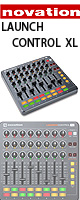 novation(�Υ١������) / Launch Control XL ��Ableton Live Lite ��°��