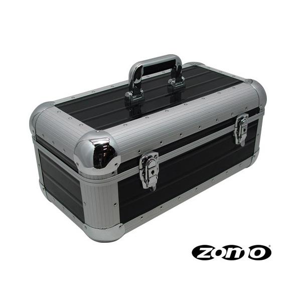 Zomo(ゾモ) / Record Case RS-250 XT (BLACK) - 約250枚収納可能 7インチ用レコードケース  -