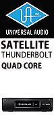 ����ͽ����բ���Universal Audio(��˥С����륪���ǥ���) / UAD-2 SATELLITE THUNDERBOLT QUAD CORE - Thunderbolt��³������SHARC���å�4����� -��10�����ȯ��ͽ��ۡ������ꥻ�å����Ƣ������ڡ��إåɥۥ�(OV-X8)��