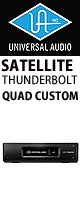 ����ͽ����բ���Universal Audio(��˥С����륪���ǥ���) / UAD-2 SATELLITE THUNDERBOLT QUAD CUSTOM - Thunderbolt��³������SHARC���å�4����� -��10�����ȯ��ͽ��ۡ������ꥻ�å����Ƣ������ڡ��إåɥۥ�(OV-X8)��