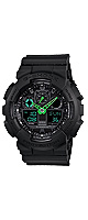 CASIO(������) / G-SHOCK GA-100 Neon Highlights Watch (������ǥ�) - �ӻ��� -