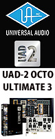 Universal Audio(��˥С����륪���ǥ���) / UAD-2 OCTO ULTIMATE 3  ������ - PCIe������SHARC���å�8����� DSP�ץ饰���� -�������ꥻ�å����Ƣ������ڡ����ԡ�����(MS-210J)��