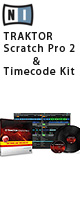 TRAKTOR Scratch Pro 2 & Timecode Kit / Native Instruments(ネイティブインストゥルメンツ)