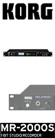 Korg(���륰) / MR-2000S-BK-SSD -1bit ���������쥳������- ��SSD��ܡۡ������ꥻ�å����Ƣ������ڡ�OA���åס���