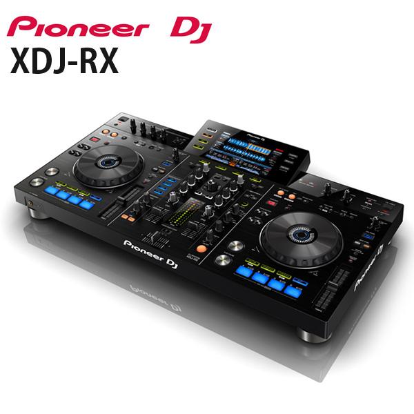 Pioneer(パイオニア) / XDJ-RX - USBメモリー、iPhone、Android 対応 DJコントローラー -