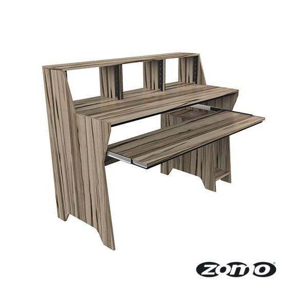 Zomo(ゾモ) / Studio Desk Milano (ZEBRANO) - スタジオワークステーション / DTMデスク / テーブル - 《組立式》 【納期:お問合せ】
