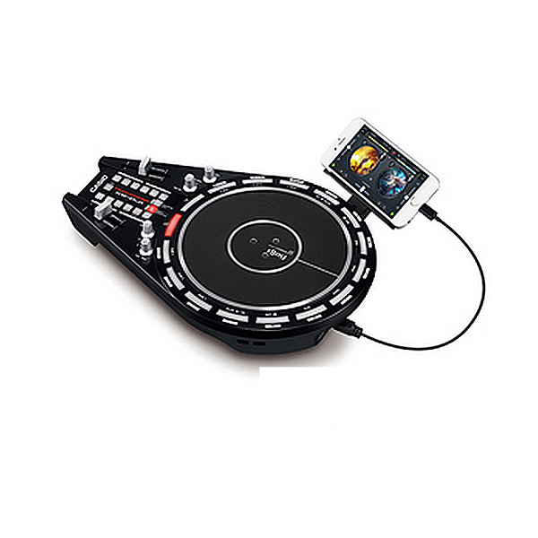CASIO(カシオ) / XW-DJ1 TRACKFORMER - 「djay2 for iPhone/iPad」対応PCDJコントローラー