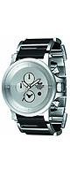 VESTAL(�٥�����) / Plexi Silver Dial Black Leather Watch (PLE031) - �ӻ��� -