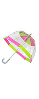 Totes(トーツ) / Bubble Umbrella (Pink/Green) - 傘 -