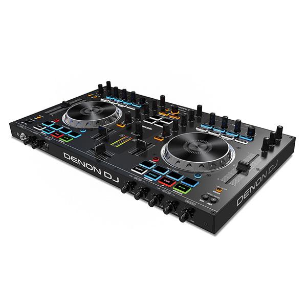 Denon(デノン) / MC4000 PCDJコントローラー 【Serato DJ Intro 無償】 ■限定セット内容■→ 【・ヘッドホン(OV-X8) ・教則DVD ・金メッキ高級接続ケーブル 3M 1ペア ・ミックスCD作成KIT ・PcDJ教則(D-Yama from Mogra) ・HP600】