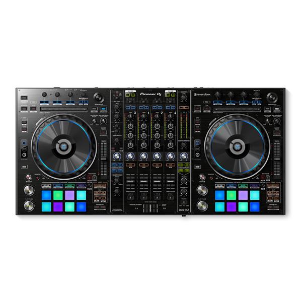 Pioneer(パイオニア) / DDJ-RZ 【REKORDBOX DJ 無償対応】リアルミキサー機能搭載 PCDJコントローラー  8大特典セット