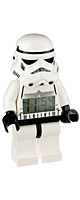 LEGO(レゴ) / Star Wars Stormtrooper Mini-Figure Alarm Clock - 時計 - 【スターウォーズ】