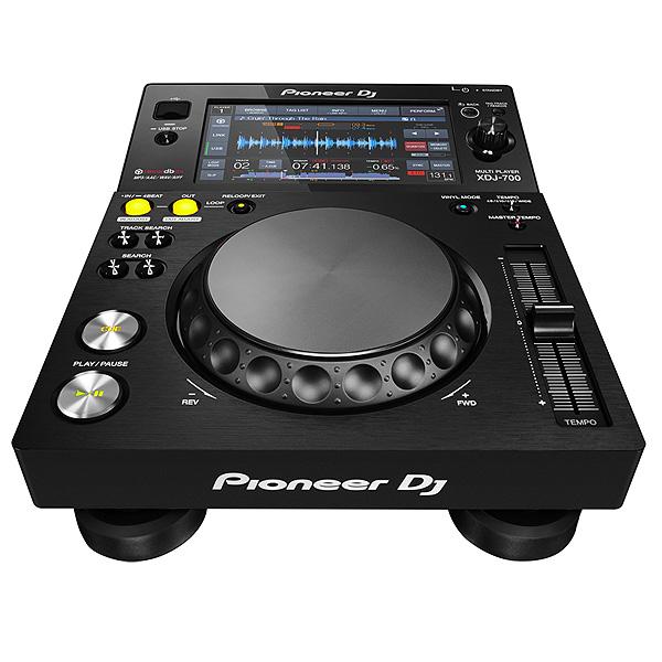 Pioneer(パイオニア) / XDJ-700 USB対応DJプレーヤー ■限定セット内容■→ 【・最上級ケーブルBelden 1ペア ・LaCie 鍵型USBメモリ16GB 】